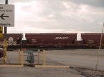 BNSF 422077 in a switching group at 4:42pm