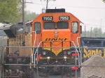 BNSF 7952 at Mid-America Car at 9:21am
