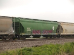 BNSF 403699 in an EB manifest at 1:12pm