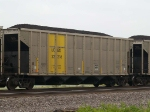 UCEX 22316 in a EB coal drag at 1:38pm