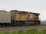 UP 5826 rear DPU in a EB coal drag at 1:38pm