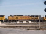 UP 9545 #7 power in a WB light power at 8:18am
