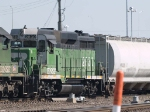 BNSF 2830 #3 power in a WB manifest at 9:50am