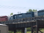 HLCX 6429 #6 power in a WB manifest at 10:44am