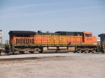 BNSF 5194 l#1 rear DPU on a manifest at 10:32am