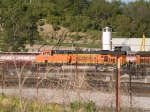 BNSF 6187 leads a NB manifest at 6:45pm