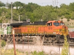 BNSF 5212 leads a SB manifest at 4:33pm