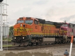 BNSF 912 leads a SB manifest at 12:11pm