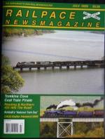 July 2008 Railpace