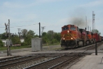 BNSF 4594