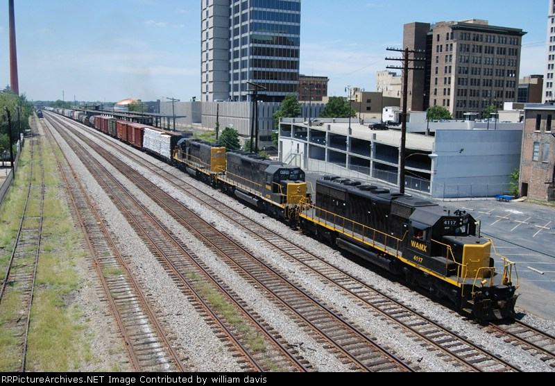 CSXT'S Atlanta Division Boyles Terminal Sub