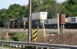 CSX 611 on Q190