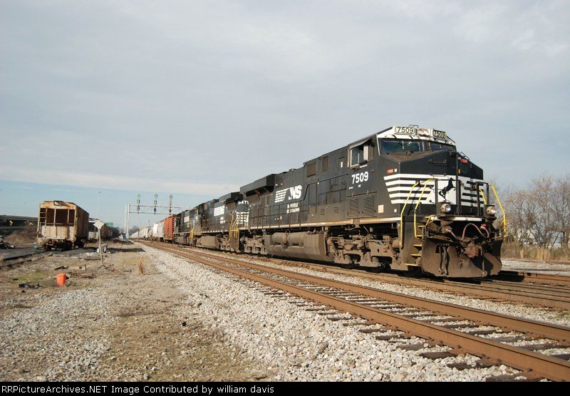 NS'S Alabama Division NA West End District