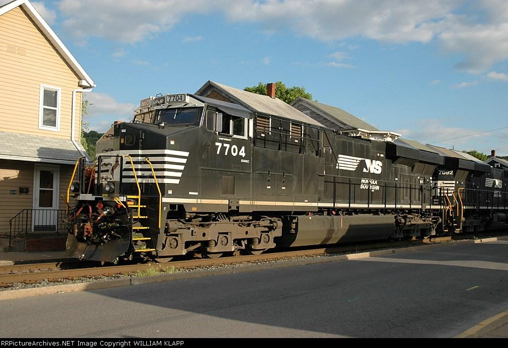 NS 31T NS 7704 GEVO