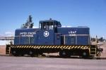 USAF GE 80T 1655, Travis AFB
