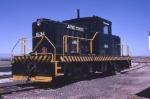 USAX 1634, Davenport 80T