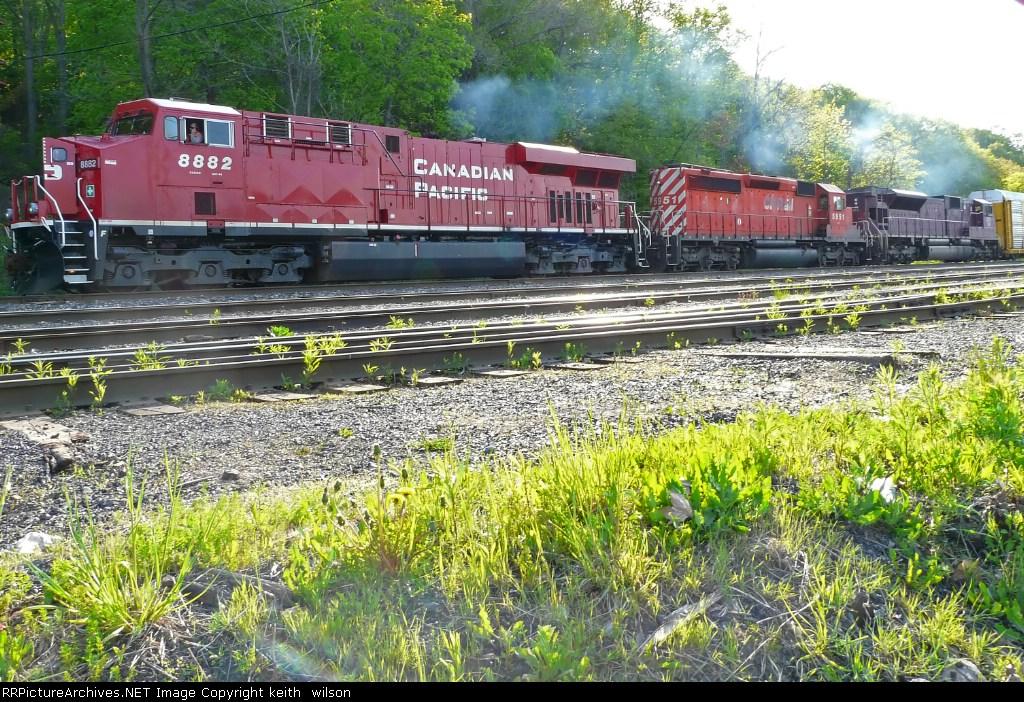 CP 8882, CP 5951 & CEFX 104