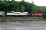 SOO 6040 & CP 6048