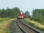 CP 4523 Working Around Plummer, MN