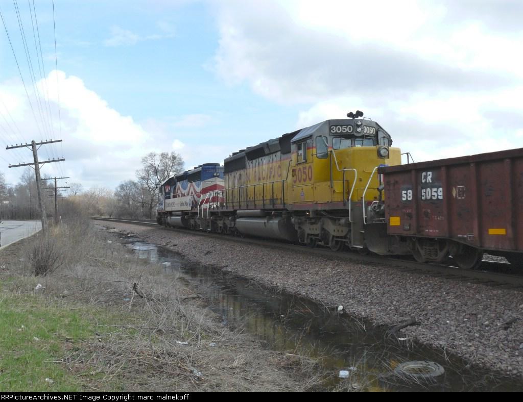 UP 3050