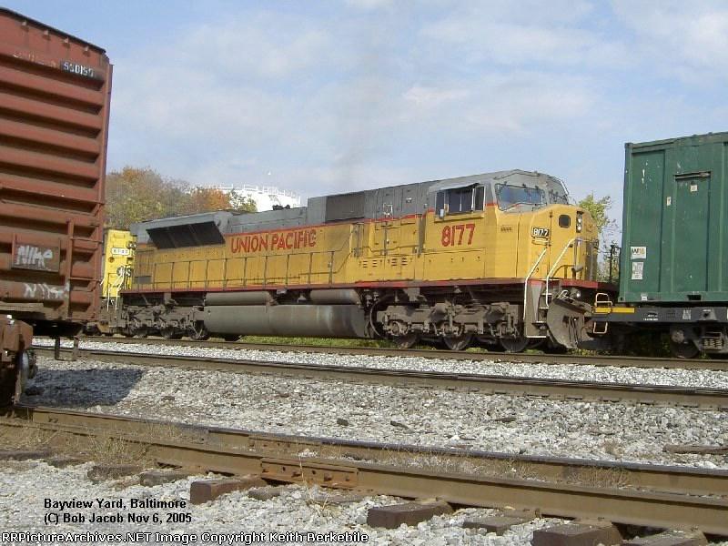 UP SD9043MAC 8177