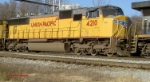 UP SD70M 4210