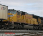 UP SD70M 4559