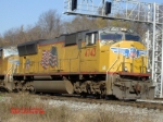 UP SD70M 4743