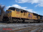 UP SD70M 4951