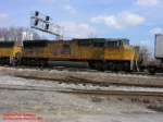 UP SD70M 4979