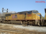 UP SD70M 5005