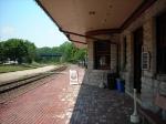 Kirkwood Amtrak Platform