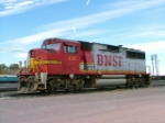 BNSF GP60 Patched