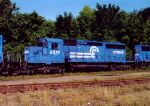 CR 6519 rests with other power