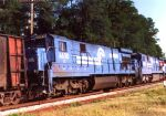 CR 6630 on a bow train