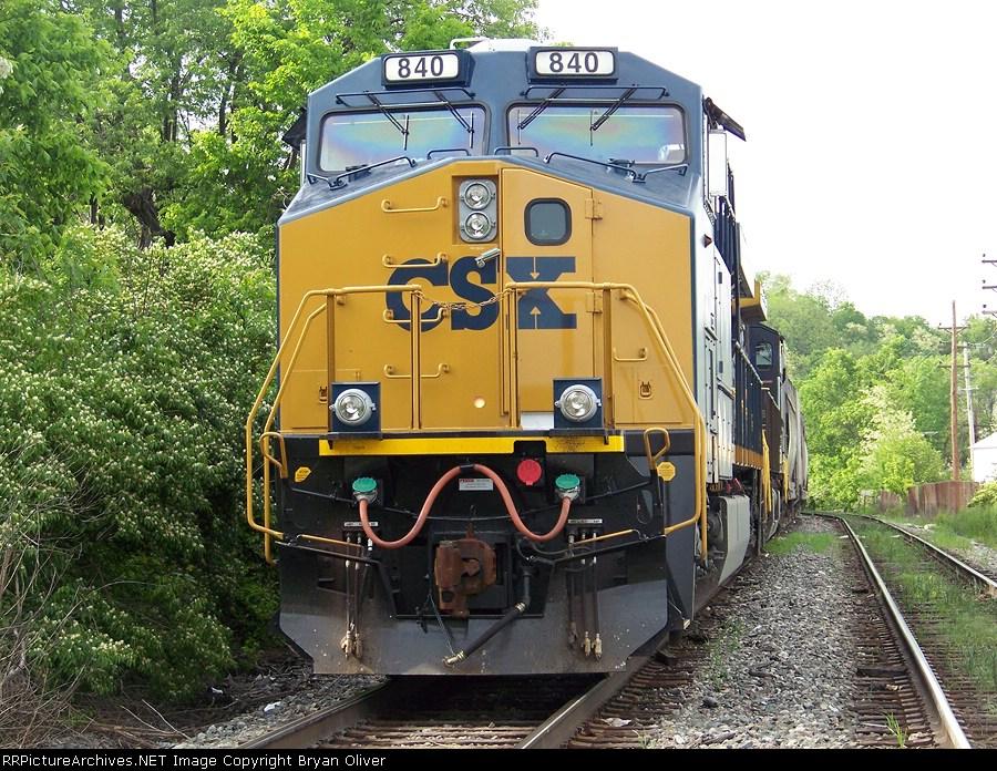 CSX 840