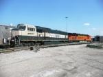 BNSF 9580
