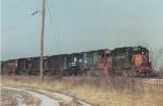 7 Locomotives/6 Paint Schemes