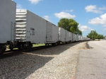 Interesting MOW Boxcars