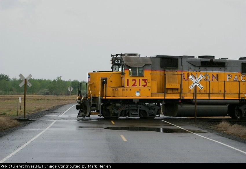 Rainy Day Railfannin'