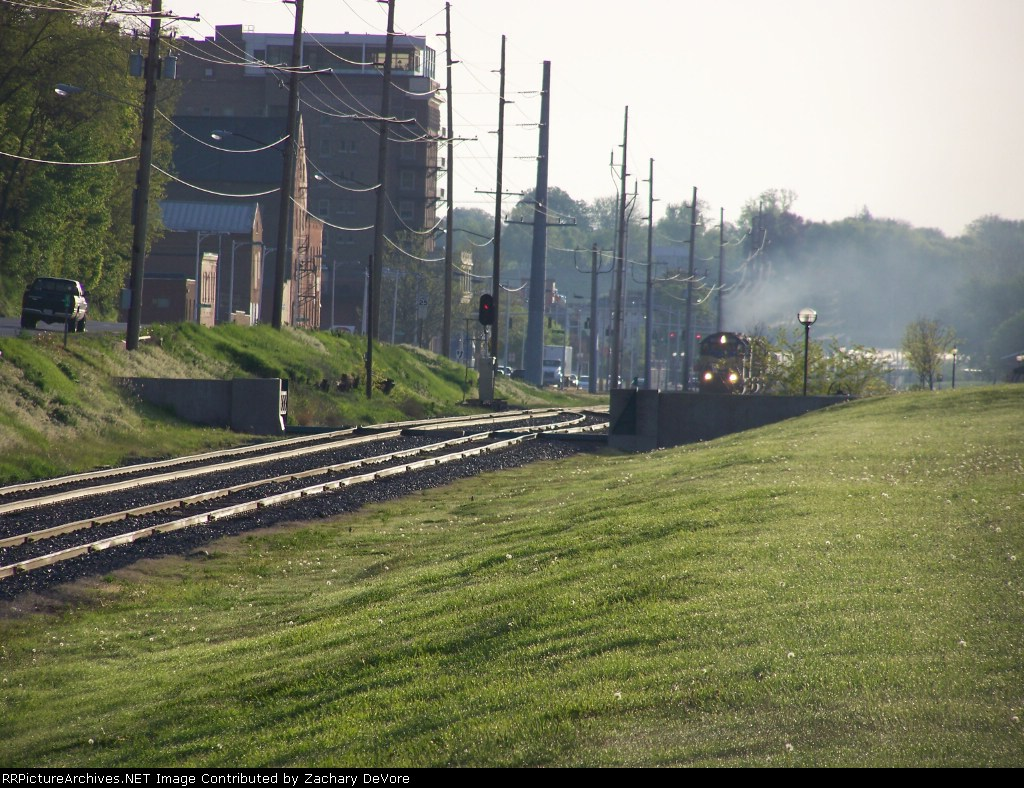 DME 6054 Approaches With Lots of Smoke