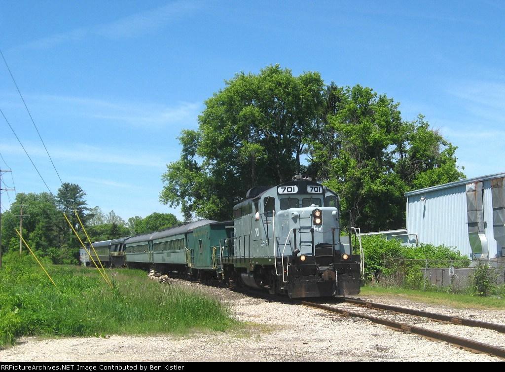HVSR 701