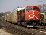 CN 494 by the yard @ 12:01