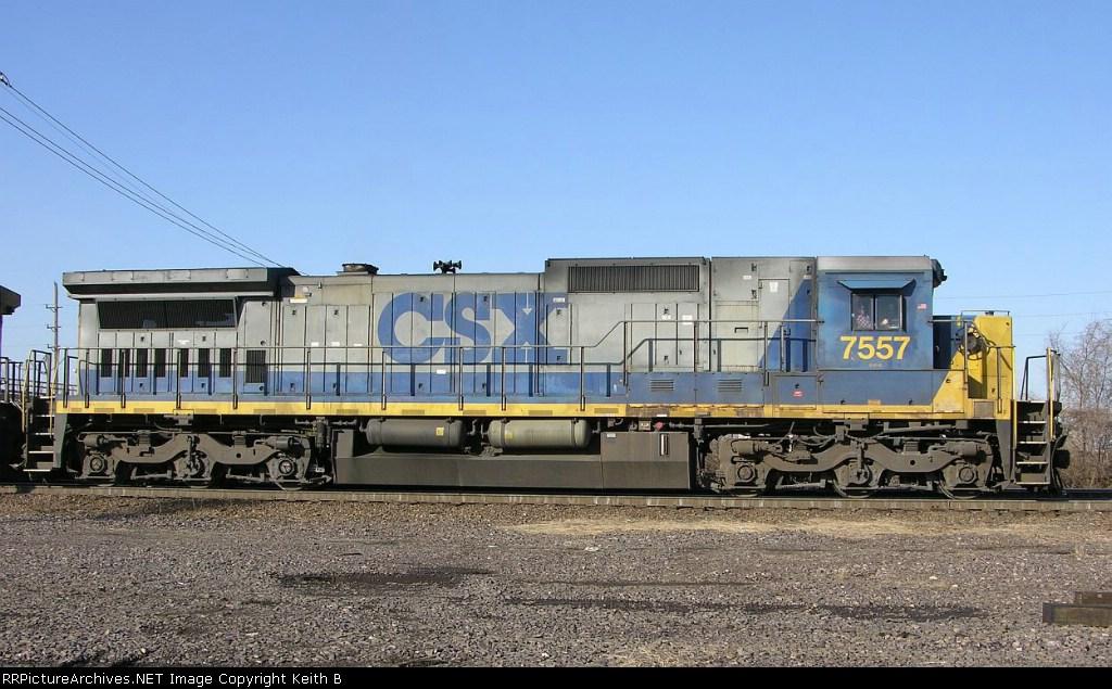 CSX   7557