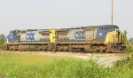 CSX 7815 and 7771