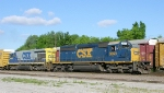 CSX 8868 and 5866