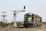 BNSF 6807