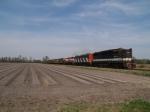 CALA 2613 GP30 leads coal in Carolina