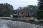 74N IMPORT COAL RUNS THROUGH PACOLET NORTH BOUND