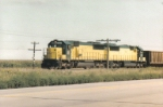 CNW 7017 West